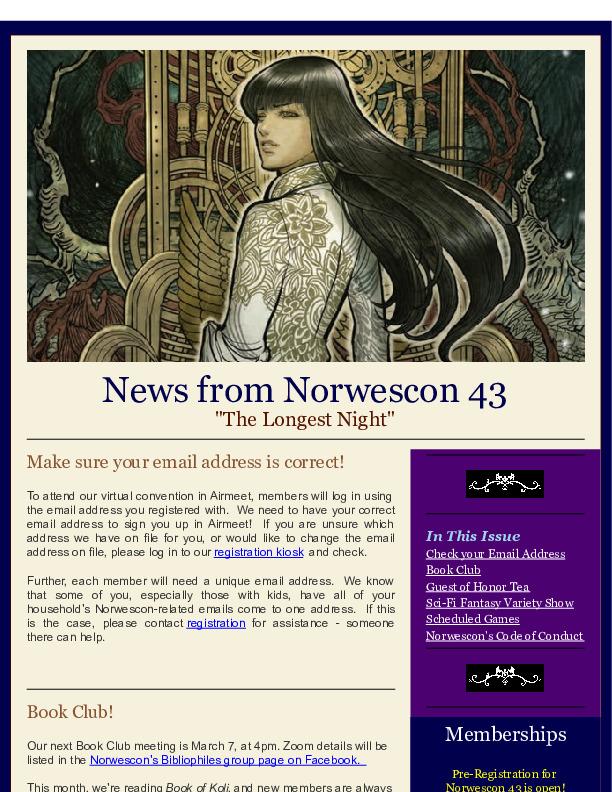 Newsletter - March 1 2021.pdf