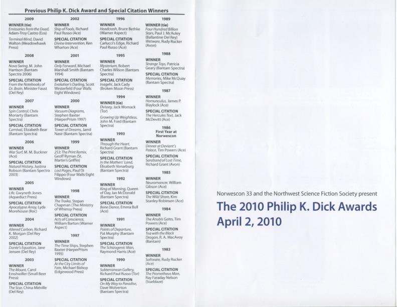 NWC33 PK Dick Program.pdf