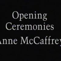 Anne McCaffrey: Norwescon 16 Opening Ceremonies