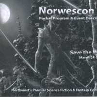 Norwescon 36 Pocket Program Cover