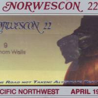 Norwescon 22 Badge