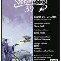 Norwescon 39 Flyer