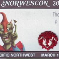 Norwescon 20 Badge