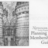 Norwescon 39 Planning & Membership Guide Cover