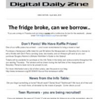 Norwescon 42 Daily Zine (Thursday Morning)