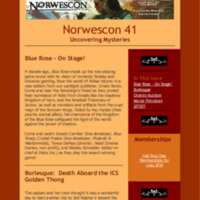 Norwescon 41 February 18 Newsletter