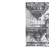 Norwescon 29 Progress Report Alpha