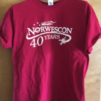 Norwescon 40 Staff T-Shirt