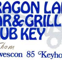 Norwescon 8.5 Badge