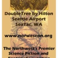 Norwescon 40 Bookmark