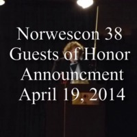 Norwescon 38 Guests of Honor Announcement.mp4
