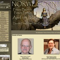 Norwescon 33 Website