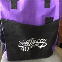 Norwescon 40 Swag Bag