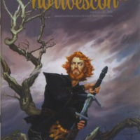 Norwescon 39 Program Book Cover
