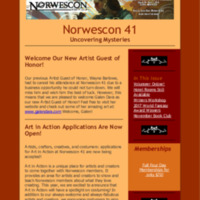 Norwescon 41 December 16 Newsletter