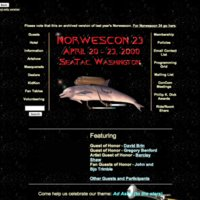 Norwescon 23 Website